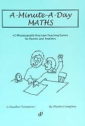 A-Minute-A-Day Maths