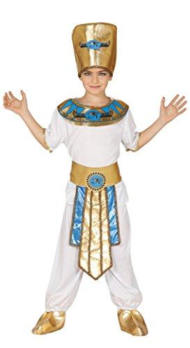 Ägyptischen Jungen Pharao-Kostüm (Kostüm ägyptischen Jungen)