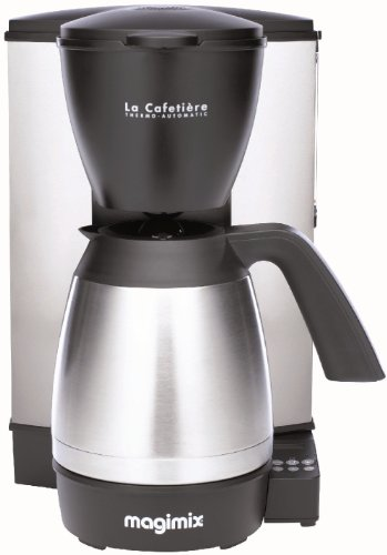 Magimix 11480 Cafetière Programmable Inox