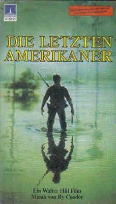 Die letzten Amerikaner [VHS]