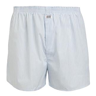 Jockey Pantalón Corto de algodón de bóxer de Costura para Ropa Interior de Tejido y con Temporizador