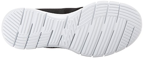 Skechers Glider-Harmony, Chaussures de Tennis Femme Black / Aqua