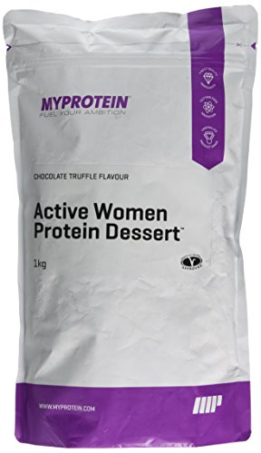 MY PROTEIN Active Woman Low Calorie Dessert Snack, 1 kg, Chocolate Truffle