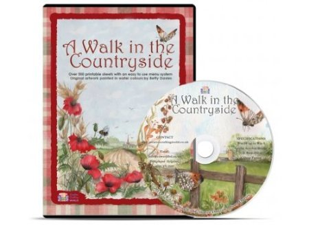 creative-1-piece-world-of-crafts-cd-roms-a5-plastic-a-walk-in-the-countryside-papercraft-cd-rom