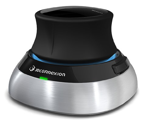 3D Connexion SpaceMouse Wireless Maus schwarz/silber Preis
