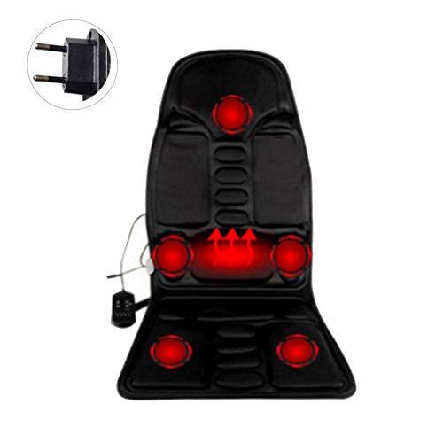 Massage-kissen-pad (AIHOME Auto Massage Kissen Heizkissen Sitzheizung 12 V Automotive Einstellbare Temperatur Bequem Heizung Pad Für Car Home Office Massage Heizung Pad Sterben)