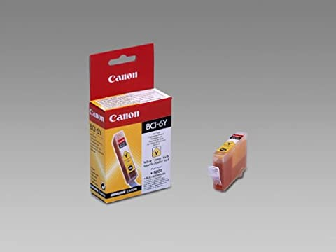 Canon BCI 6Y - Ink tank - 1 x