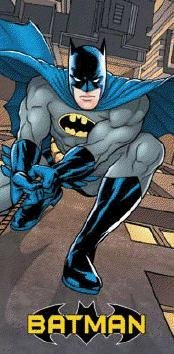 Batman Handtuch (Crv Teppich)