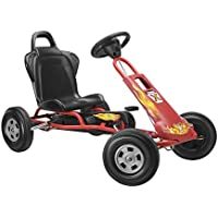 Ferbedo Tourer Go Kart (Red)