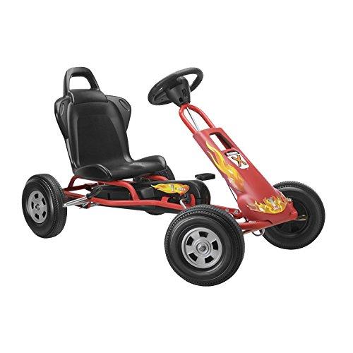 Imagen 4 de Ferbedo 5133 Tourer - Kart en color rojo (importado de Alemania)