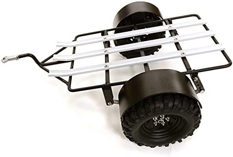Integy RC Model Hop-ups C26860 Realistic Leaf Spring Motorcycle Trailer Kit for 1/10 Scale RC | Modèles à La Mode