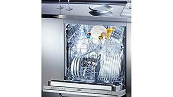 Franke FDW 612 EHL A Entièrement intégré 12places A lave-vaisselle - lave-vaisselles (Entièrement intégré, Acier inoxydable, panier, 12 places, A, Intensif, Pré-lavage)
