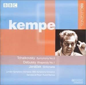 Kempe Dirigiert Tschaikowsky 5