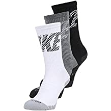 Nike performancedry Cushion Crew knurling 3 Pack – Calcetines Deportivas