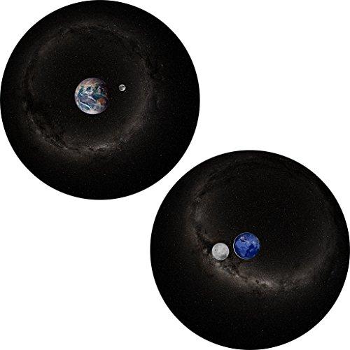 Sega Toys Dia-Set Erde und Mond bei Tag und Nacht