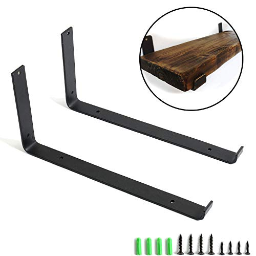 Soporte Estanteria - 20cm Soporte Estanterías Metal