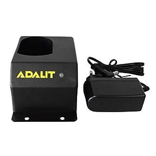 ADALIT Ladegerät für eine LED-Industriehandleuchte 220/240 V, 1 Stück, schwarz, ADALIT IL-300 220/240V