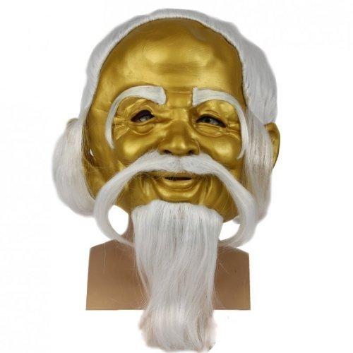 Preisvergleich Produktbild Maske Goldener Chinese