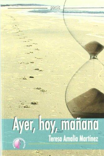 Portada del libro Ayer, hoy, mañana (Poesía)