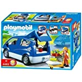 playmobil papa et sa voiture jeux et jouets. Black Bedroom Furniture Sets. Home Design Ideas