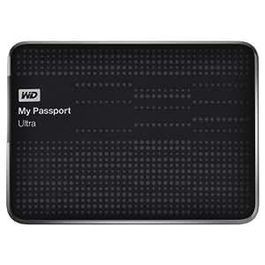 WDBZFP0010BBK-EESN - 2.5IN,USB 3.0, AUTOundCLOUD BACKUP IN WD MYPASSPORT ULTRA 1TB BLACK