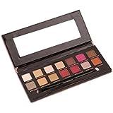 Profesional Ojo palé palé Makeup Eyeshadow–12colores sombra ruiistu