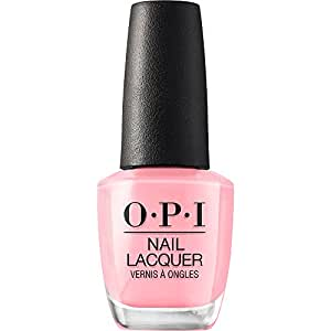 O.P.I Nail Lacquer, I Think in Pink, 15ml