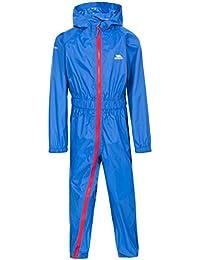 Trespass Kids Button II Rain Suit
