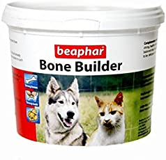 Beaphar Irish Calcium and Bone Builder,Dog Supplement 500 g