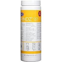Urnex Brands - Pulitore per macinacaffé Grindz, in Granulato