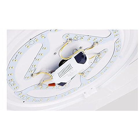 Fgsgz-Lmparas-LED-de-ventilador-ventilador-stealth-decoracion-luz-remota-Luz-Blanca-24W-91cm-de-dimetro