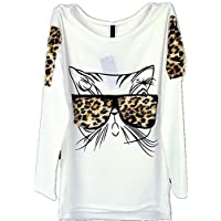 Heaven T-Shirts For Women, White Free Size