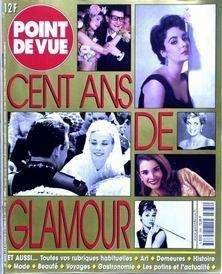 POINT DE VUE N° 2684 du 29-12-1999 CENT ANS DE GLAMOUR - ART - DEMEURES - HISTOIRE - MODE- BEAUTE - VOYAGES - GASTRONOMIE - LES POTINS ET L'ACTUALITE
