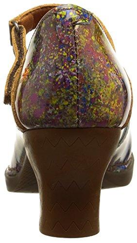 art Harlem 933 Damen Pumps Mehrfarbig - Multicolore (Urban Holi)