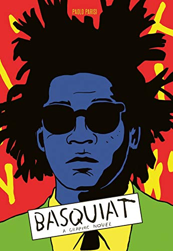 New York Street Scene (Basquiat: A Graphic Novel: An Illustrated Biography)