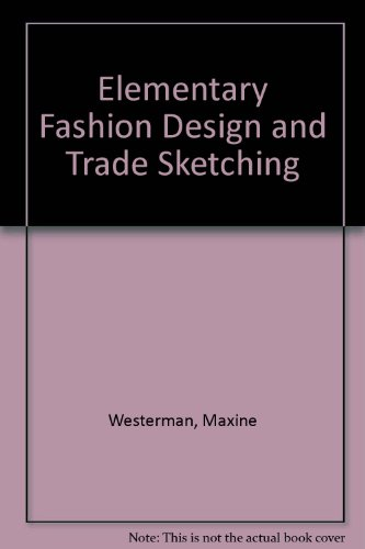 Title: Elementary fashion design and trade sketching a wo