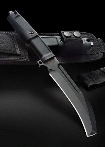EXTREMA RATIO Coltello a serramanico MF1Coltello pieghevole coltello da caccia coltello Outdoor Cavaliere Medioevo Survival verschiedende colori vendita a partire da 18anni, nero, Taglia unica