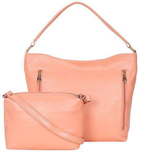 ADISA AD4040 Women Handbag With Sling Bag Combo