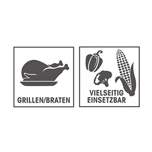 Gourmetmaxx Dönergrill mit Drehspieß für Zuhause - 6