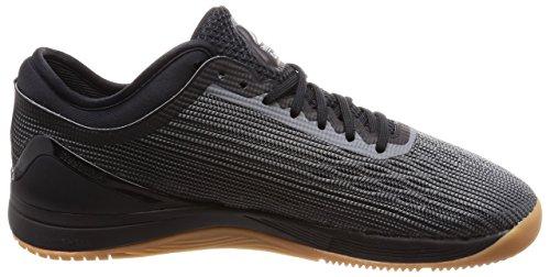 Reebok R Crossfit Nano 8.0, Chaussures de Fitness Homme Noir (Blackalloygum)