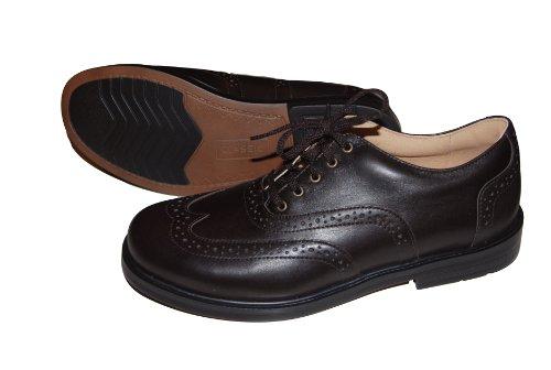 Däumling Kommunionschuhe, festliche Schuhe für Jungs Espresso