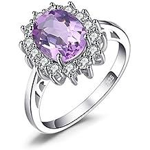 d317ece66292 JewelryPalace Anillo Princesa Diana de Kate Middleton en plata de ley 925