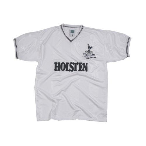 Tottenham Hotspur Mens 1984 Shirt Admiral