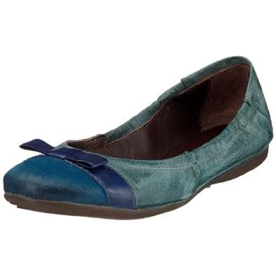 Belmondo 323817/U, Damen Ballerinas, blau, EU 36