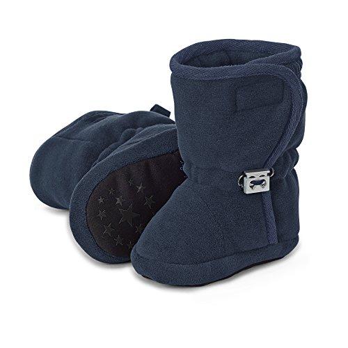 Sterntaler Jungen Baby-Schuh Stiefel, Blau (Marine), 19/20 EU