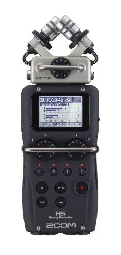 Zoom H5 Handy Recorder + offizielles Zubehör-Set (APH5)