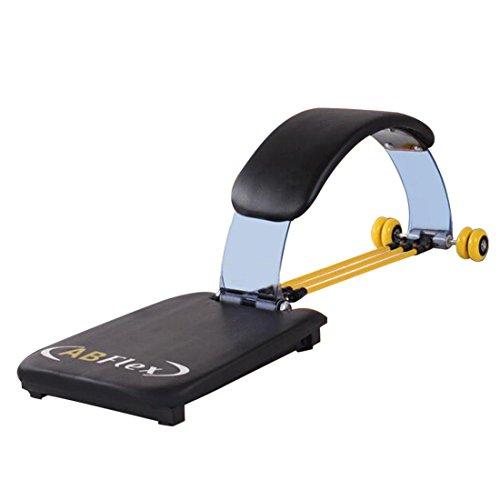 hengfey Bauch Fitness Equipment Sit Up Bench Innen-Übung Maschine Einheitsgröße schwarz