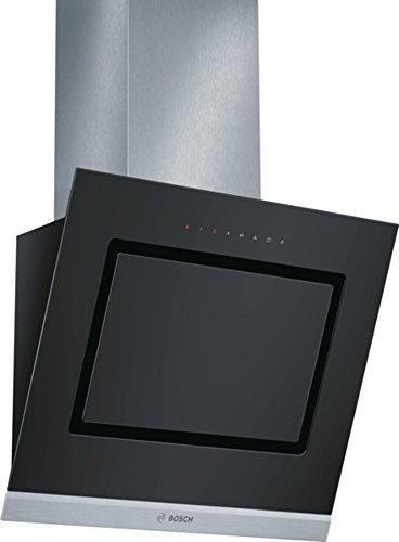 Bosch DWK068G60 Serie 8 Wandhaube / 60 cm / Gehäusematerial Edelstahl / Glas
