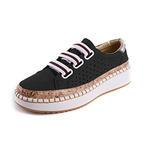 Zapatos Mujer Plataforma Alpargatas Planos Mocasines