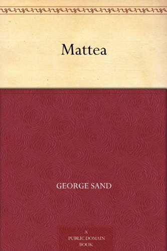 Couverture du livre Mattea